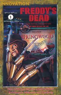 Freddy's Dead The Final Nightmare Vol 1 1