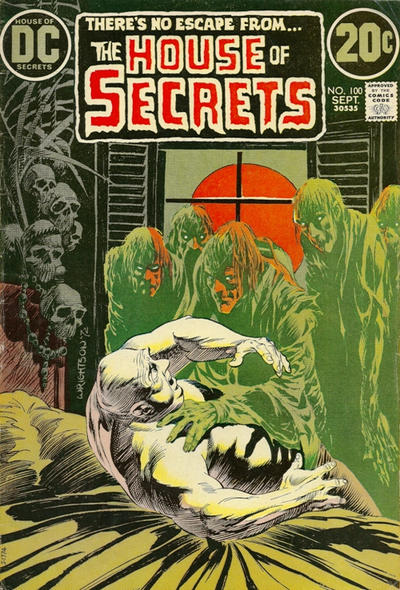 House of Secrets Vol 1 100