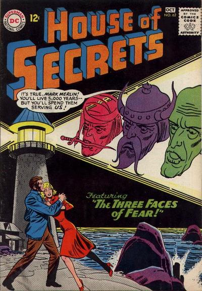 House of Secrets Vol 1 62