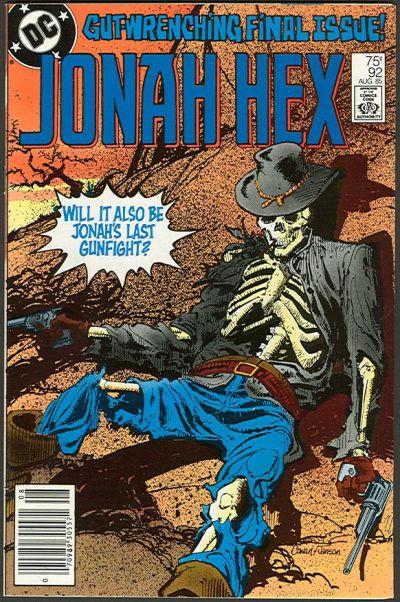 Jonah Hex Vol 1 92