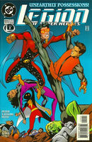 Legion of Super-Heroes Vol 4 111