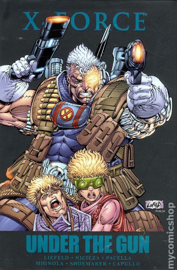 X-Force: Under the Gun Vol 1 1