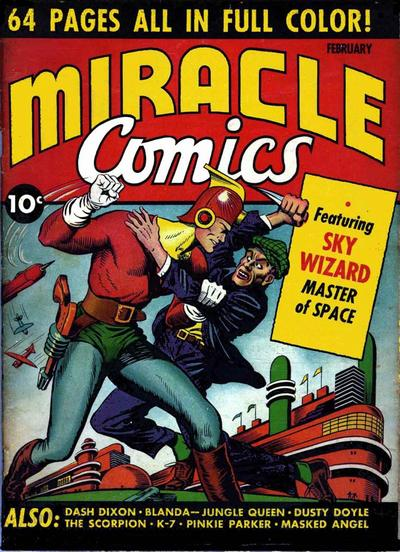 Miracle Comics Vol 1 1