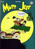 Mutt & Jeff Vol 1 22