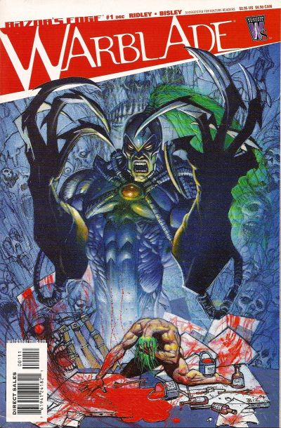 Razor's Edge: Warblade Vol 1