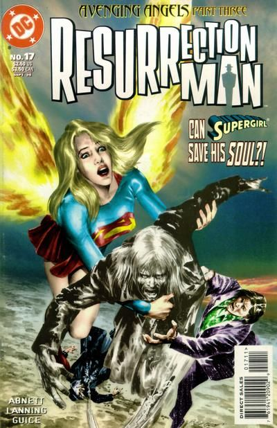 Resurrection Man Vol 1 17