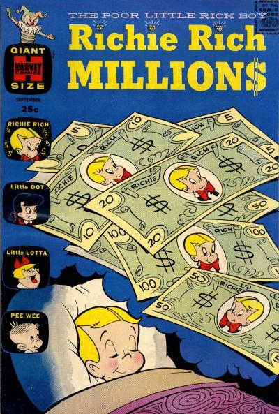 Richie Rich Millions Vol 1