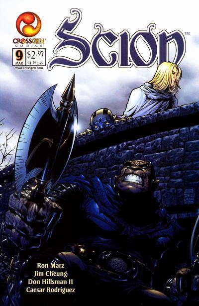 Scion Vol 1 9