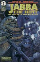 Star Wars Jabba The Hutt The Hunger of Princess Nampi Vol 1 1