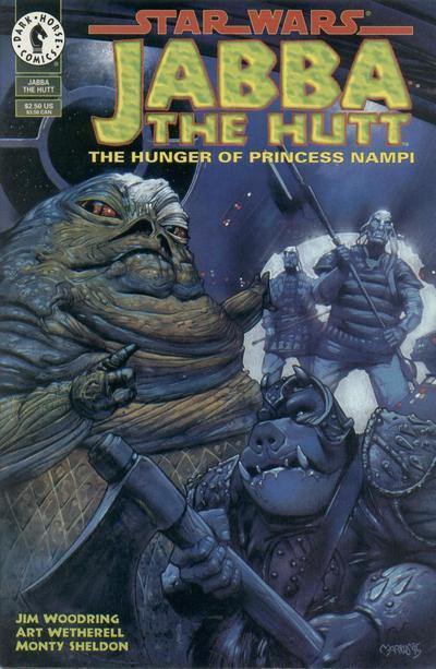 Star Wars: Jabba The Hutt: The Hunger of Princess Nampi Vol 1 1