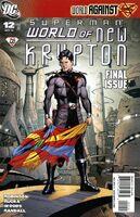 Superman World of New Krypton Vol 1 12