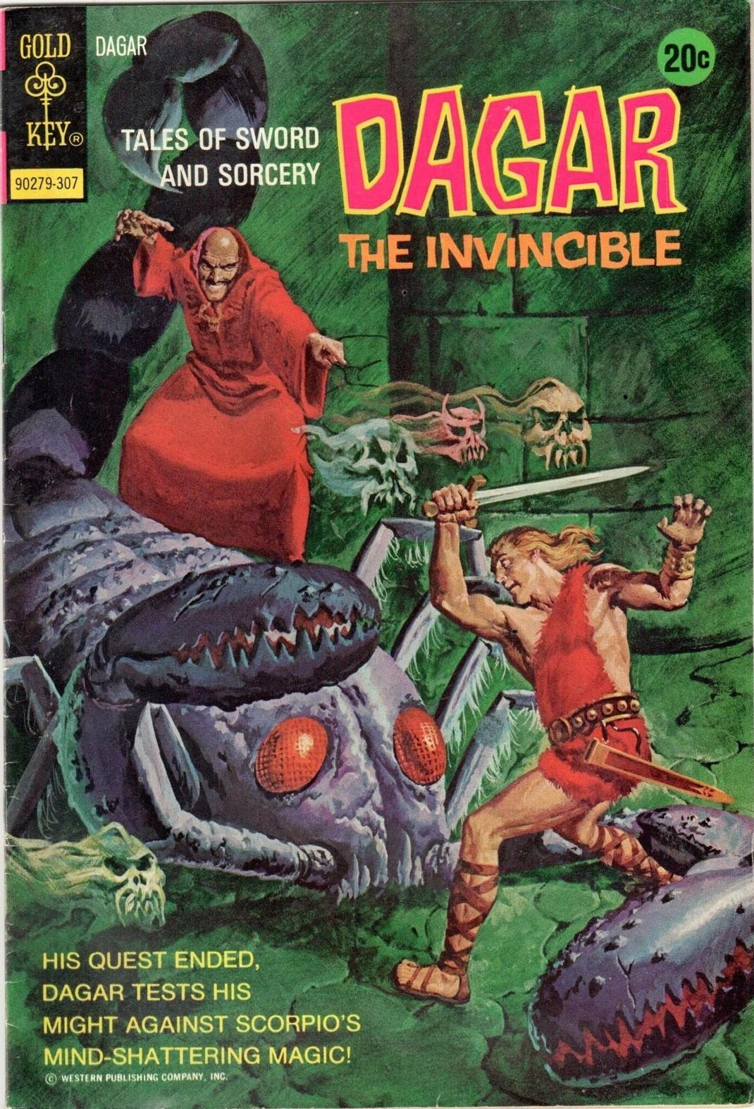 Tales of Sword and Sorcery Dagar the Invincible Vol 1 4