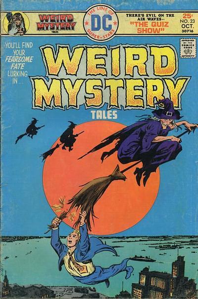 Weird Mystery Tales Vol 1 23