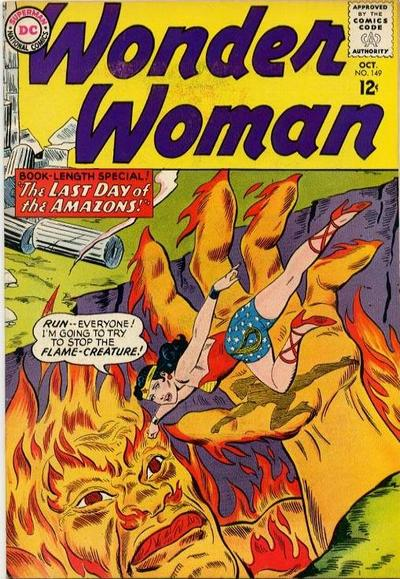 Wonder Woman Vol 1 149