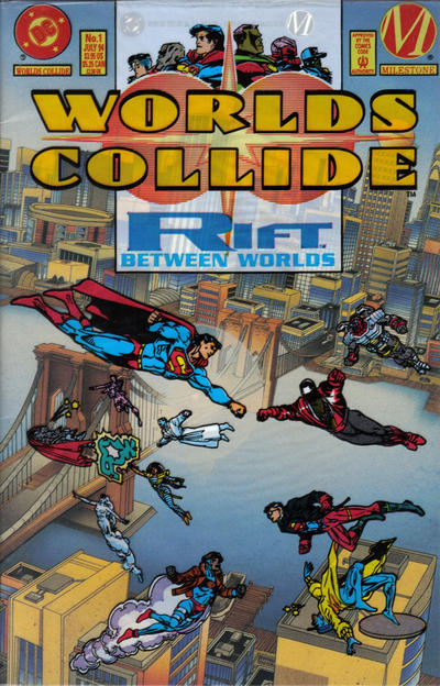 Worlds Collide Vol 1 1
