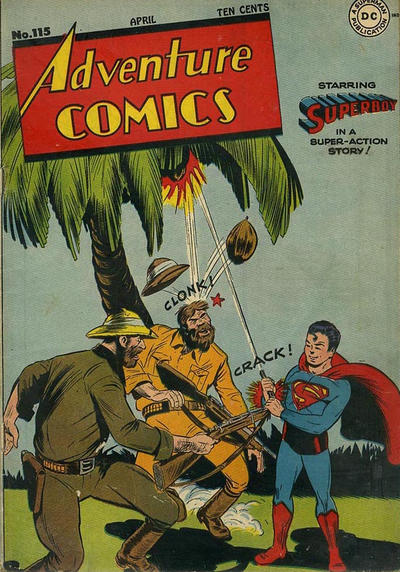 Adventure Comics Vol 1 115