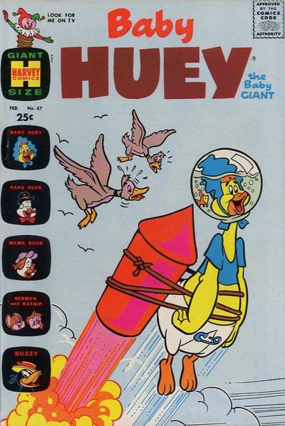 Baby Huey Vol 1 87