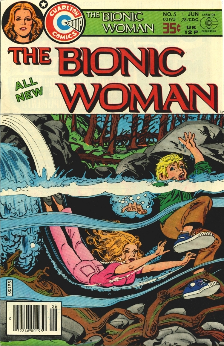 The Bionic Woman Vol 1 5