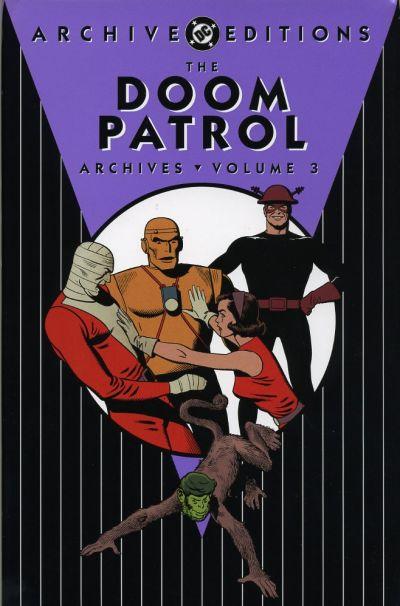 Doom Patrol Archives Vol 1 3