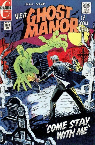 Ghost Manor Vol 2 14