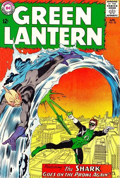 Green Lantern Vol 2 28