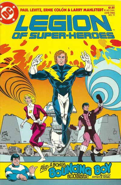 Legion of Super-Heroes Vol 3 11