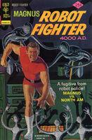 Magnus Robot Fighter Vol 1 41