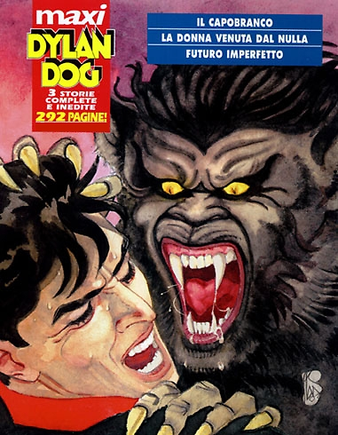 Maxi Dylan Dog Vol 1 6