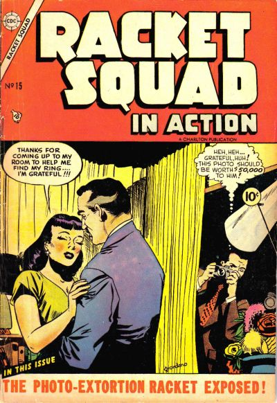 Racket Squad in Action Vol 1 15