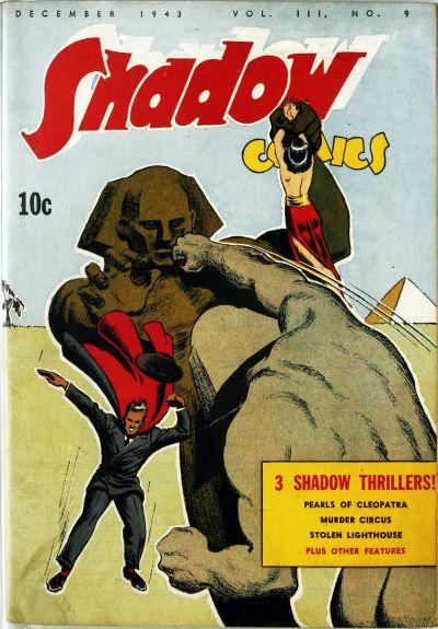 Shadow Comics Vol 1 33