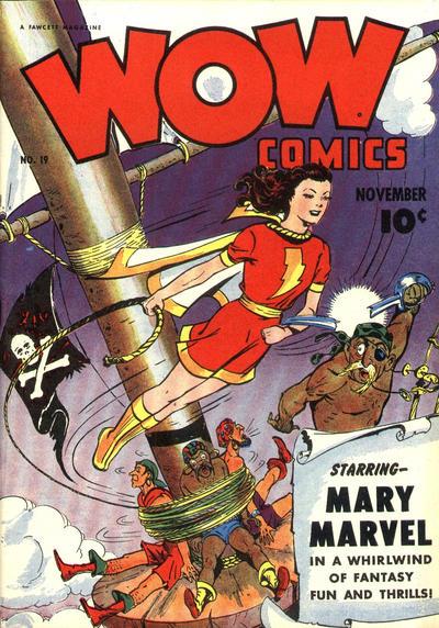 Wow Comics Vol 1 19