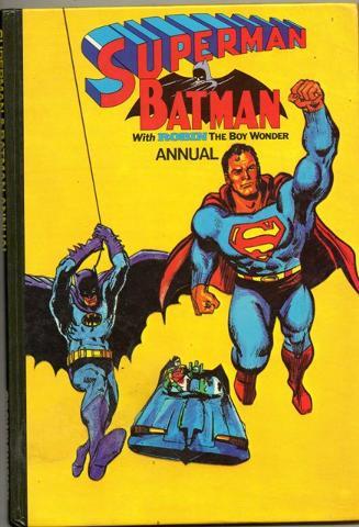 Superman/Batman with Robin the Boy Wonder Annual Vol 1 5