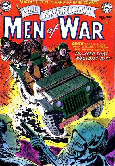 All-American Men of War Vol 1 128