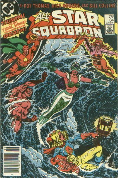 All-Star Squadron Vol 1 34