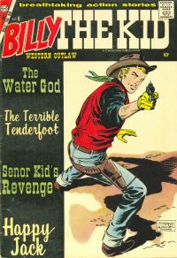 Billy the Kid (Charlton Comics)