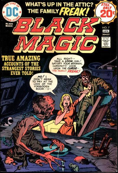 Black Magic (DC) Vol 1 7