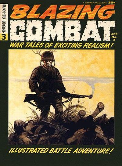 Blazing Combat Vol 1 3