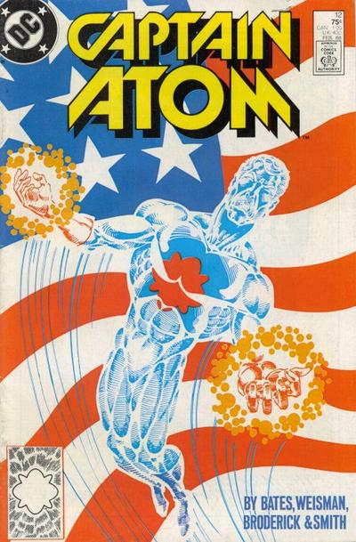 Captain Atom Vol 1 12