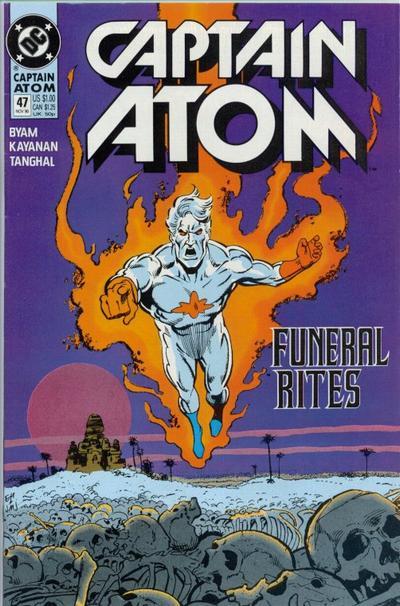 Captain Atom Vol 1 47