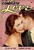 Complete Love Magazine Vol XXXI 1