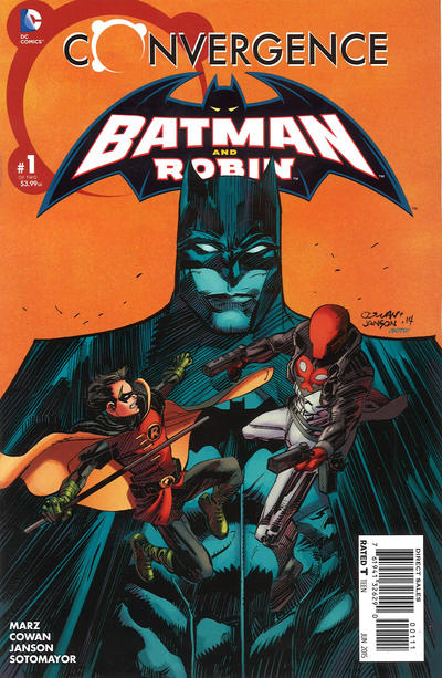 Convergence: Batman and Robin Vol 1 1