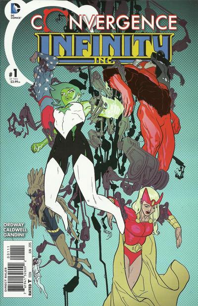 Convergence: Infinity Inc. Vol 1 1