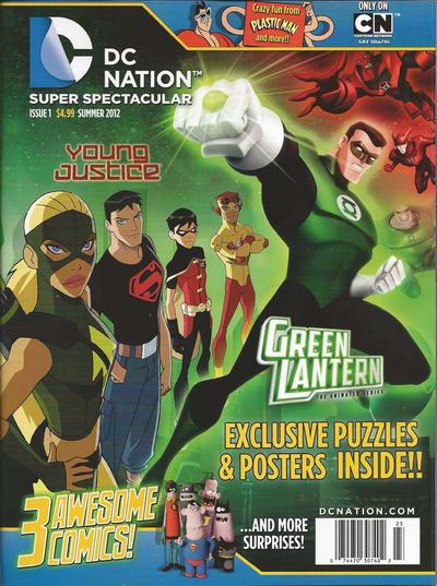 DC Nation Vol 1