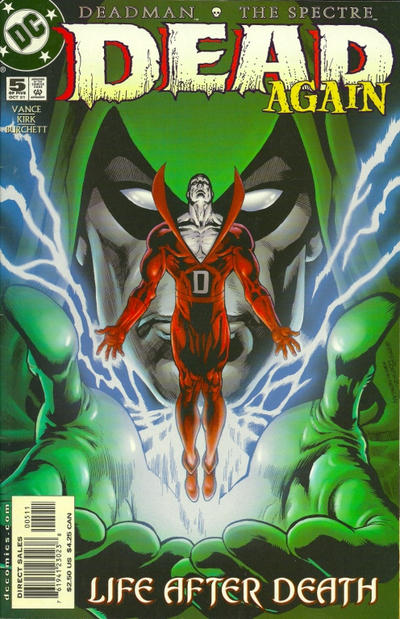 Deadman: Dead Again Vol 1 5