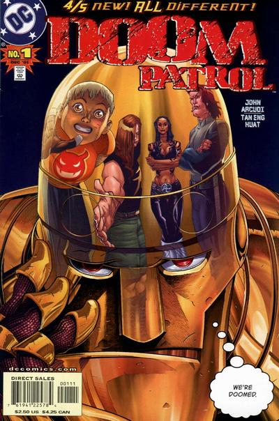 Doom Patrol Vol 3 1
