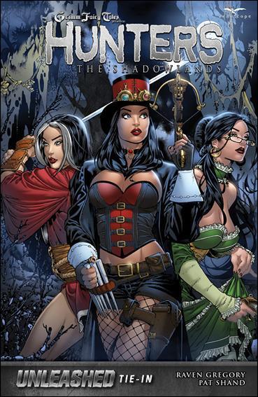Grimm Fairy Tales Presents Hunters: The Shadowlands (TPB) Vol 1 1