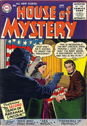House of Mystery Vol 1 51