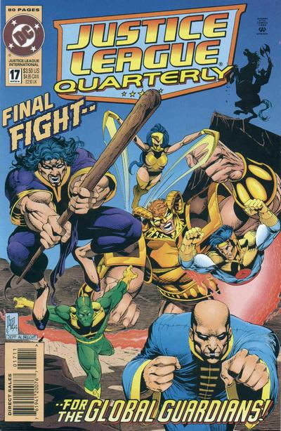 Justice League Quarterly Vol 1 17