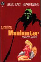 Martian Manhunter American Secrets Vol 1 2