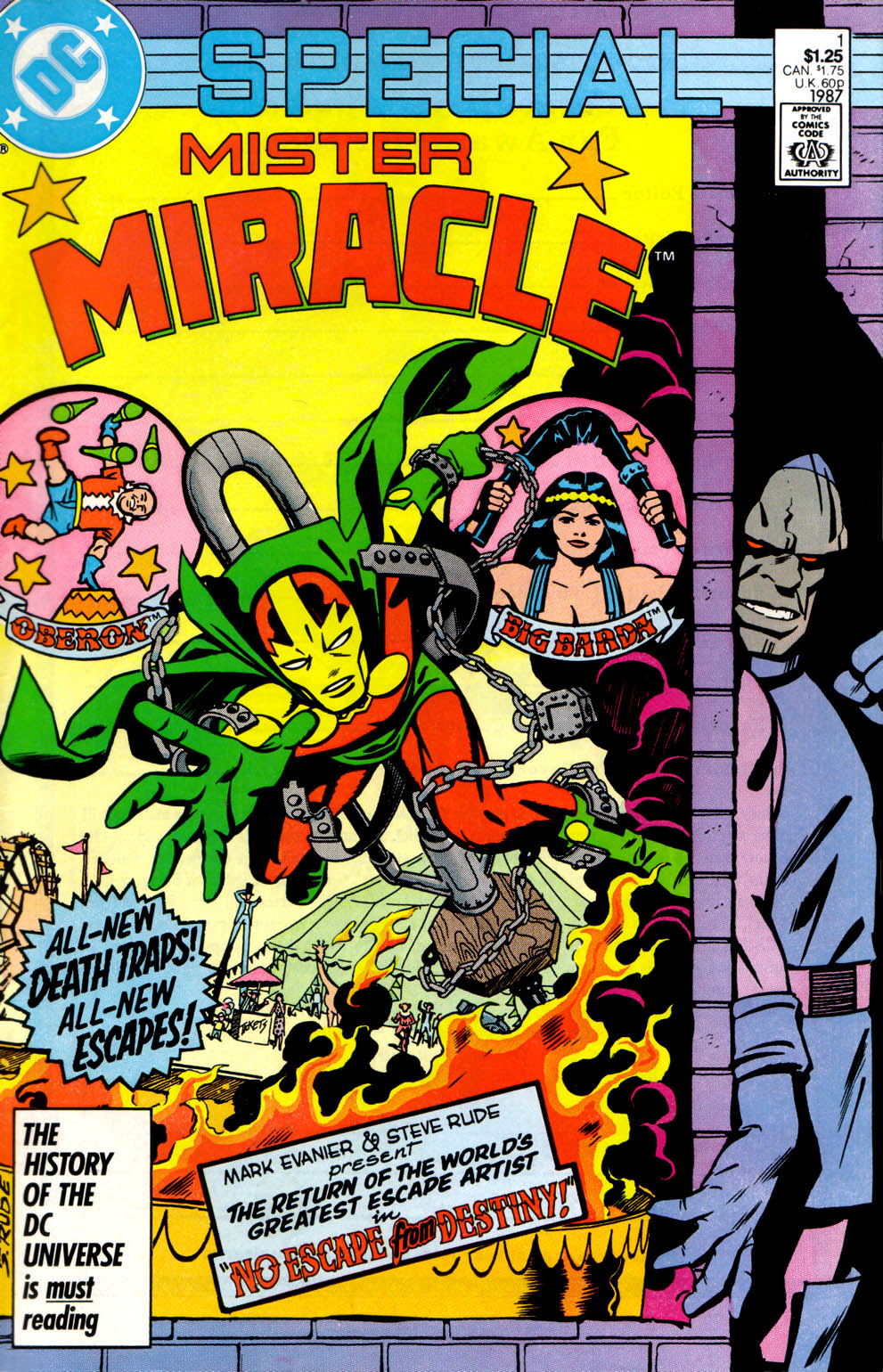 Mister Miracle Special Vol 1 1